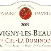 2009 Pavelot Savigny les Beaune 1er Dominode