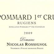 2009 Nicolas Rossignol Pommard 1er Rugiens