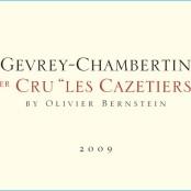 2009 Olivier Bernstein Gevrey Cazetiers 1er cru
