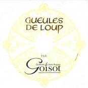 """2010 Goisot Cotes D""""Auxerre Gueles de Loup"""