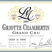 2009 Lucien LeMoine Griottes Chambertin Grand cru