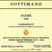 2014 Sottimano Barbaresco Pajore