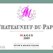 2011 Lucien LeMoine Magis Chateauneuf du Pape blanc