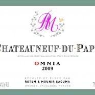 2011 Clos Saouma Omnia Chateauneuf du Pape