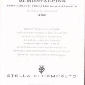 2009 Stella di Campalto Brunello di Montalcino Riserva