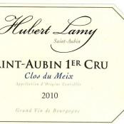 2012 Lamy St Aubin 1er Clos de Meix