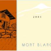 2011 Dominique Belluard Mont Blanc Brut Zero