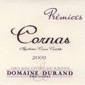 2010 Eric et Joel Durand Cornas Premices