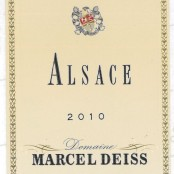 2012 Marcel Deiss Alsace coplanted