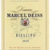 2011 Marcel Deiss Riesling