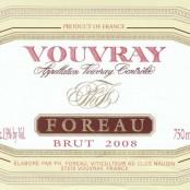 2010 Clos Naudin Foreau Vouvray Brut