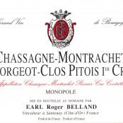 2013 Roger Belland Chassagne Montrachet 1er Clos Pitois