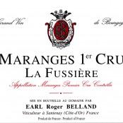 2011 Roger Belland Maranges 1er la Fuissiere