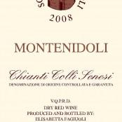 2013 Montenidoli Chianti Colli Senesi