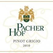 2011 Pacherhof Pinot Grigio