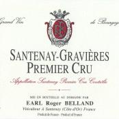 2013 Roger Belland Santenay 1er Gravieres