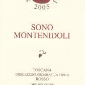 2010 Montenidoli Sono Montenidoli