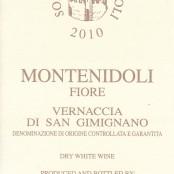 2015 Montenidoli Vernaccia di San Gimignano Fiore