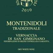 2011 Montenidoli Vernaccia di San Gimignano Tradizionale