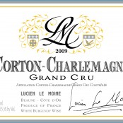 2010 Lucien LeMoine Corton Charlemagne
