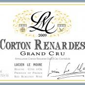 2011 Lucien LeMoine Corton Renardes