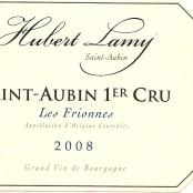 2011 Lamy St Aubin 1er Frionnes