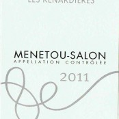 2011 Philippe Gilbert Menetou Salon Renardieres blanc