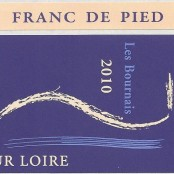 2014 Francois Chidaine Montlouis le Bournais Franc de Pied