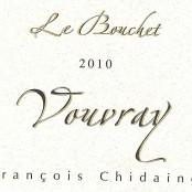 2014 Francois Chidaine Vouvray le Bouchet Demi Sec