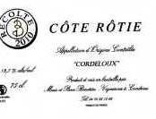 2012 Pierre Benetiere Cote Rotie Cordeloux