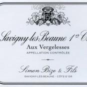 2013 Simon Bize Savigny les Beaune 1er Vergelesses