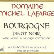 2011 Michel Lafarge Bourgogne rouge