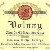 2011 Michel Lafarge Volnay 1er Clos du Chateau des Ducs
