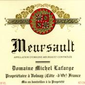 2011 Michel Lafarge Meursault villages