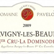 2011 Pavelot Savigny les Beaune 1er Dominode 375ml