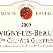 2011 Pavelot Savigny les Beaune 1er Guettes
