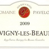 2011 Pavelot Savigny les Beaune villages