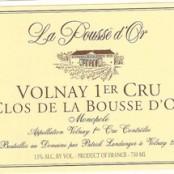 2011 Pousse d'Or Volnay 1er Clos de la Bousse d'Or