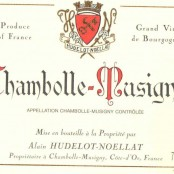 2013 Hudelot Noellat Chambolle Musigny villages