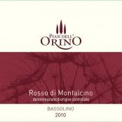 2012 Pian dell'Orino Rosso di Montalcino
