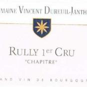 2014 Vincent Dureuil Janthial Rully 1er cru Chapitre rouge
