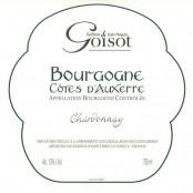 2012 Goisot Cotes d'Auxerre blanc traditionnel