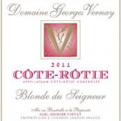 2013 Georges Vernay Cote Rotie Blonde du Seigneur