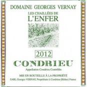 2012 Georges Vernay Condrieu les Chaillees de l'Enfer