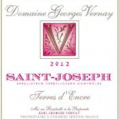 2015 Georges Vernay St Joseph Terres d'Encre