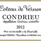 2012 Georges Vernay Condrieu Coteau de Vernon