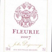 2007 Jules Desjourneys Fleurie MAGNUM