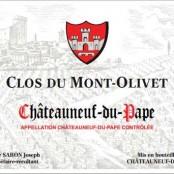 2012 Clos du Mont Olivet Chateauneuf du Pape MAGNUM