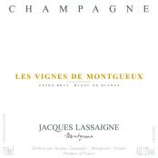 Jacques Lassaigne Vignes de Montgueux Blanc de blancs