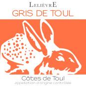 2015 Domaine Lelievre Vin Gris Cotes de Toul rose